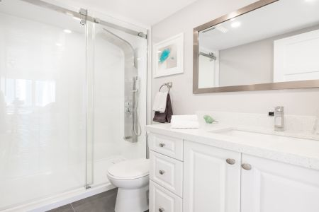 Cheap, Versatile Bathroom Cabinets from Affordable Kitchens