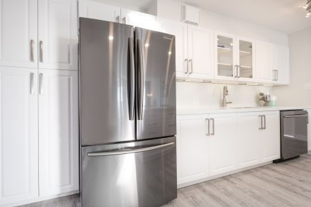 peel kitchen cabinets